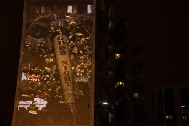 Esquadrão Suicida invade prédio em São Paulo 7