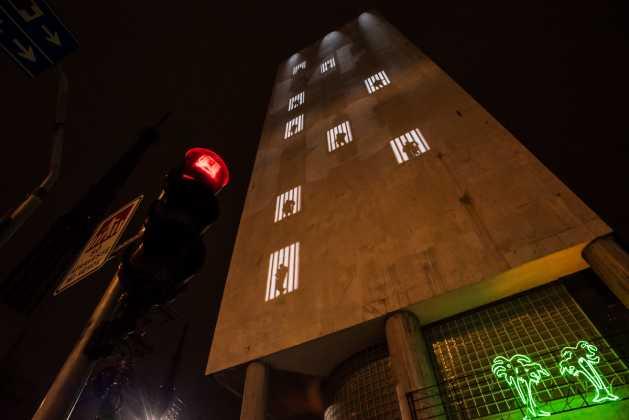 Esquadrão Suicida invade prédio em São Paulo 8