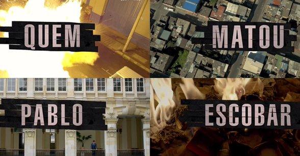Narcos: Netflix divulga trailer que questiona quem foi o assassino de Escobar 1