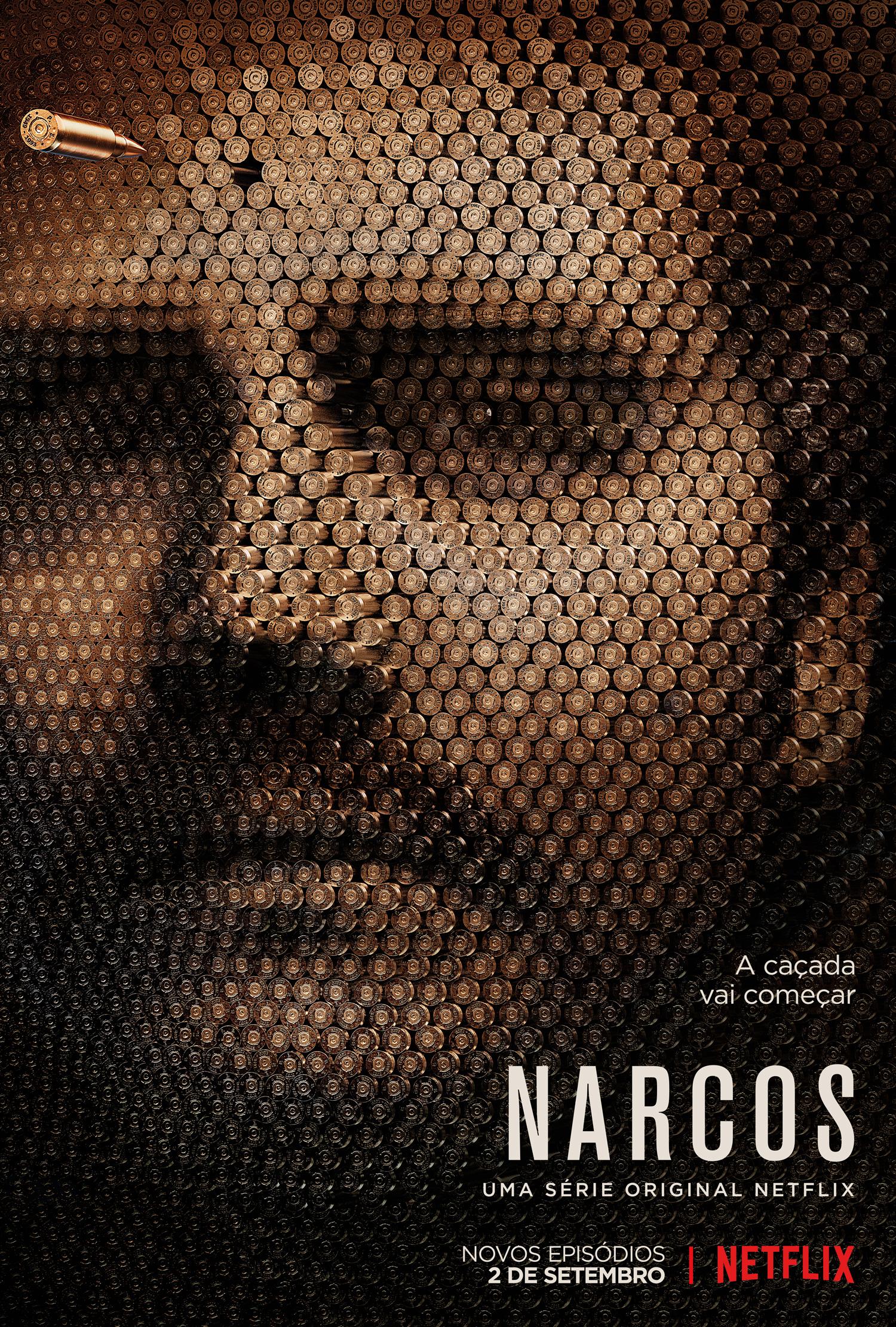Pôster Narcos Temporada 2