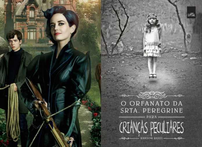 Comparativo Filme vs Livro: O Lar das Crianças Peculiares 1