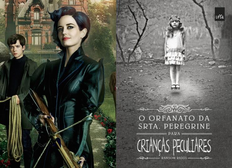Comparativo Filme vs Livro: O Lar das Crianças Peculiares