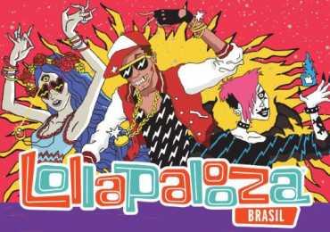 Confira o Lineup oficial do Lollapalooza Brazil 2017
