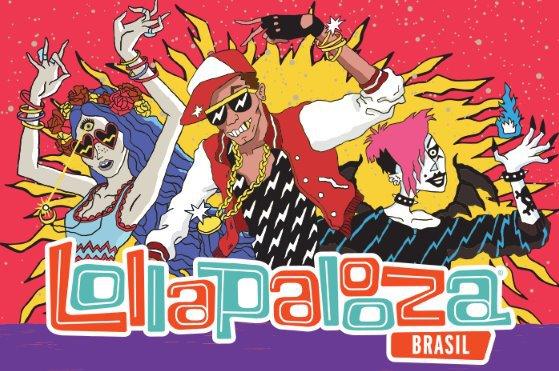 Confira o Lineup oficial do Lollapalooza Brazil 2017 1