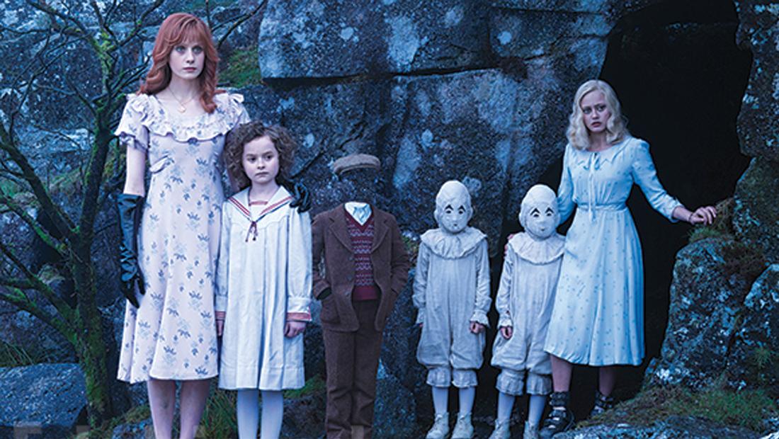 Image result for o lar das crianças peculiares