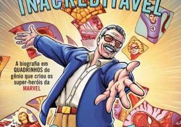 Resenha: Incrível, Fantástico, Inacreditável – A Biografia Em Quadrinhos do Gênio Que Criou Os Super-Heróis da Marvel