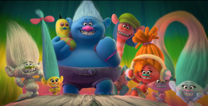 Trolls: Veja o novo trailer legendando da animação 1