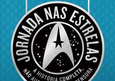 Resenha: 50 anos de Jornada Nas Estrelas- Edward Gross e Mark. A. Altman