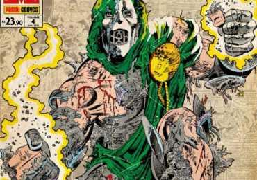 Resenha: Coleção Histórica Marvel- Guerras Secretas #4