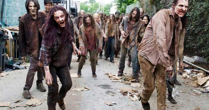 Livre-se dos Walkers nesse vídeo 360º de 'The Walking Dead' 1