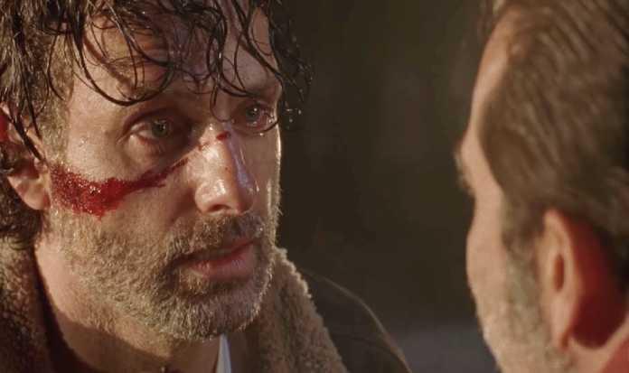 Cena de The Walking Dead mostra Nick confrontando Negan após morte da vítima 1