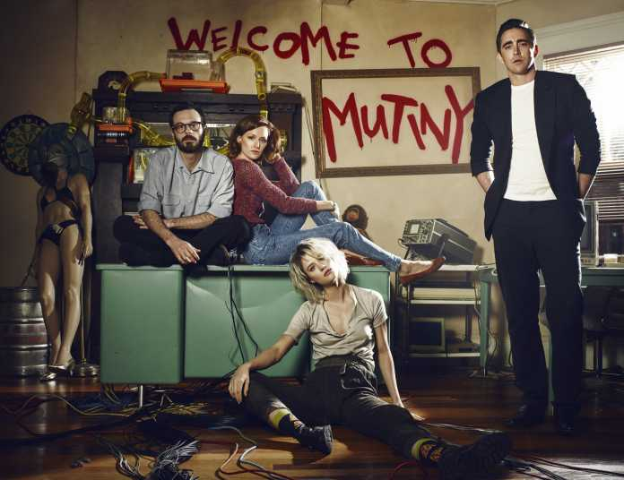 """Halt and Catch Fire"" é renovada para uma quarta e última temporada 1"