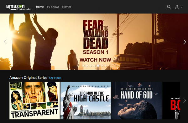 Amazon Prime Video chega ao Brasil 1
