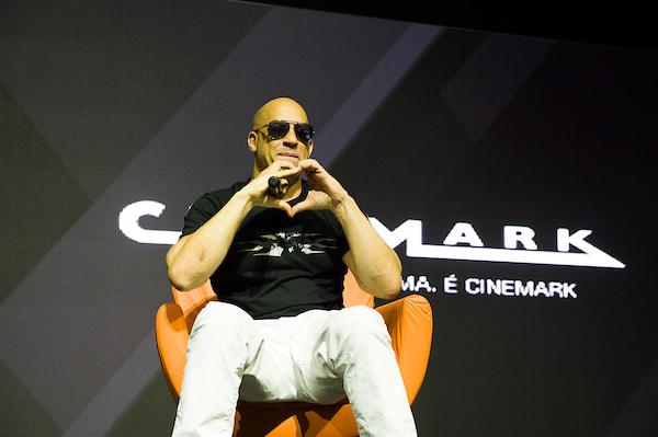 Vin Diesel, Nina Dobrev, Natalie Dormer, Renato Aragão e Star Wars são alguns dos destaques do 1º dia da CCXP 1