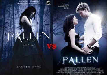 Comparativo Filme vs Livro: Fallen