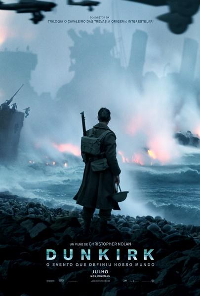 Dunkirk: Veja o primeiro trailer do novo longa de Christopher Nolan 1