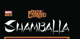 Resenha Doutor Estranho Shamballa