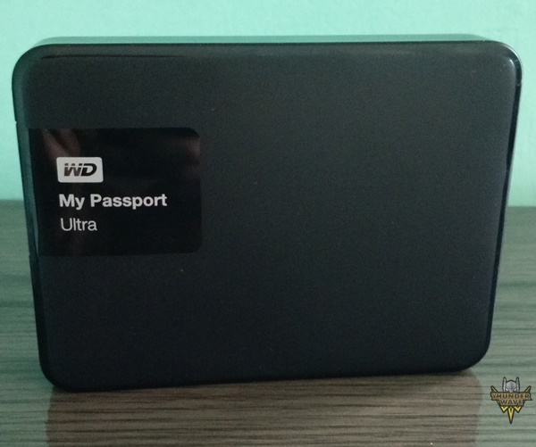 Review: HD Externo WD My Passport Ultra 11