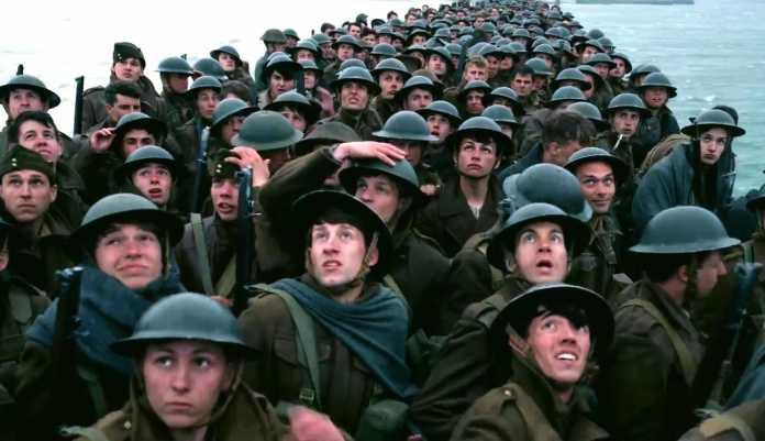 Dunkirk: Veja o primeiro trailer do novo longa de Christopher Nolan 2