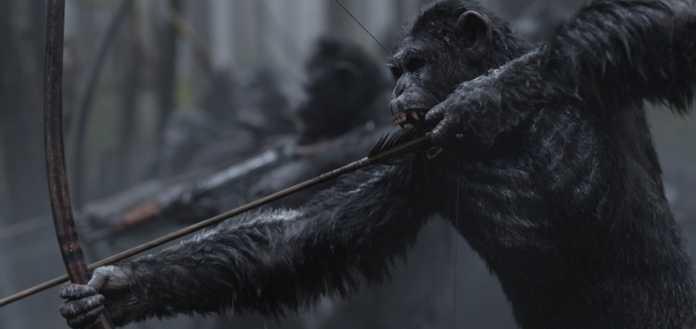 Assista o primeiro trailer de 'Planeta dos Macacos: A Guerra' 1