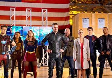 A Invasão dos Dominions – O Crossover das séries da DC/CW