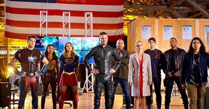A Invasão dos Dominions – O Crossover das séries da DC/CW 1