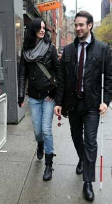 Os Defensores: Imagens revelam encontro entre Demolidor e Jessica Jones 6