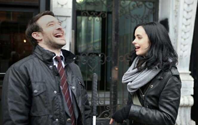 Os Defensores: Imagens revelam encontro entre Demolidor e Jessica Jones 7