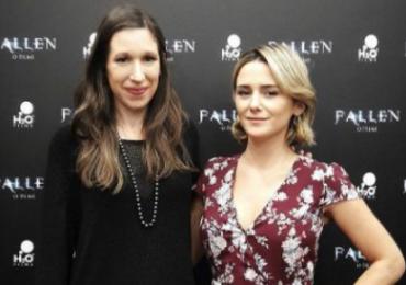 Lauren Kate e Addison Timlin falam sobre força feminina e poder do amor em coletiva de Fallen