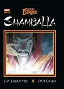 Doutor Estranho- Shamballa Book Cover