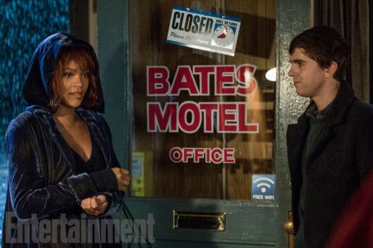 Bates Motel: Novo trailer da quinta temporada mostra Rihanna como Marion Crane 1
