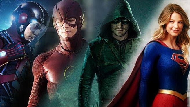 CW anuncia renovação de suas séries da DC 1