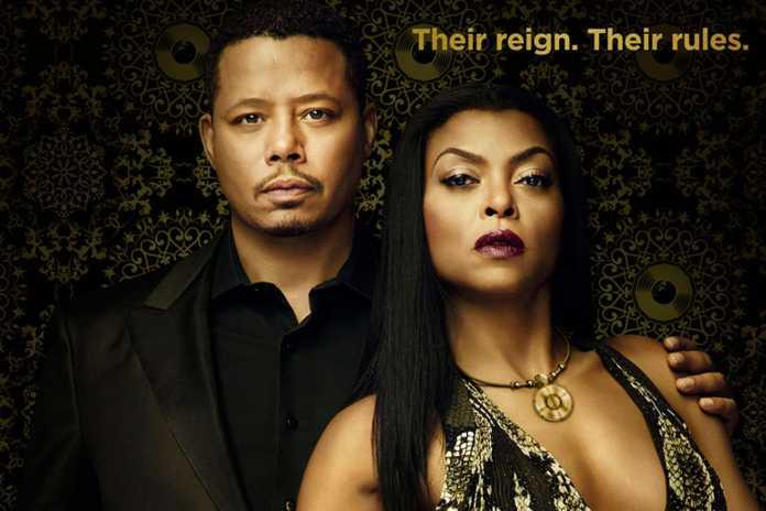 'Empire' é renovada pela FOX 1