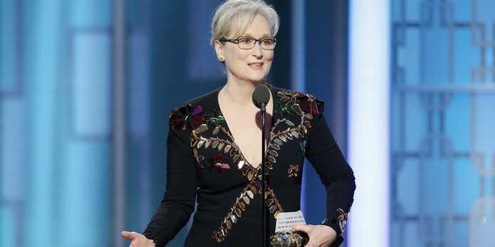Donald Trump responde crítica de Meryl Streep no Globo de Ouro 1