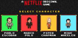 Netflix jogo