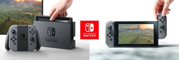 Nintendo Switch: Novo console da Nintendo tem data de lançamento e detalhes revelados 2