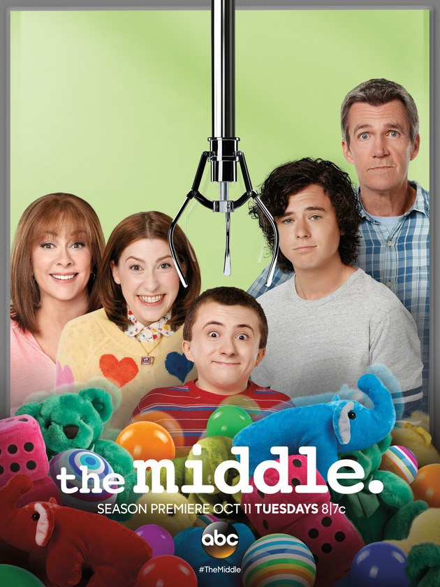 The Middle é renovada para 9ª temporada 1