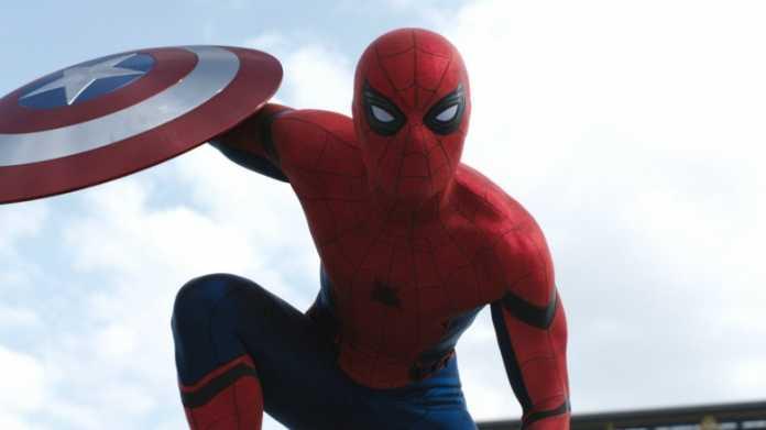 Vingadores 3- Guerra Infinita: Homem-Aranha é confirmado no filme 1