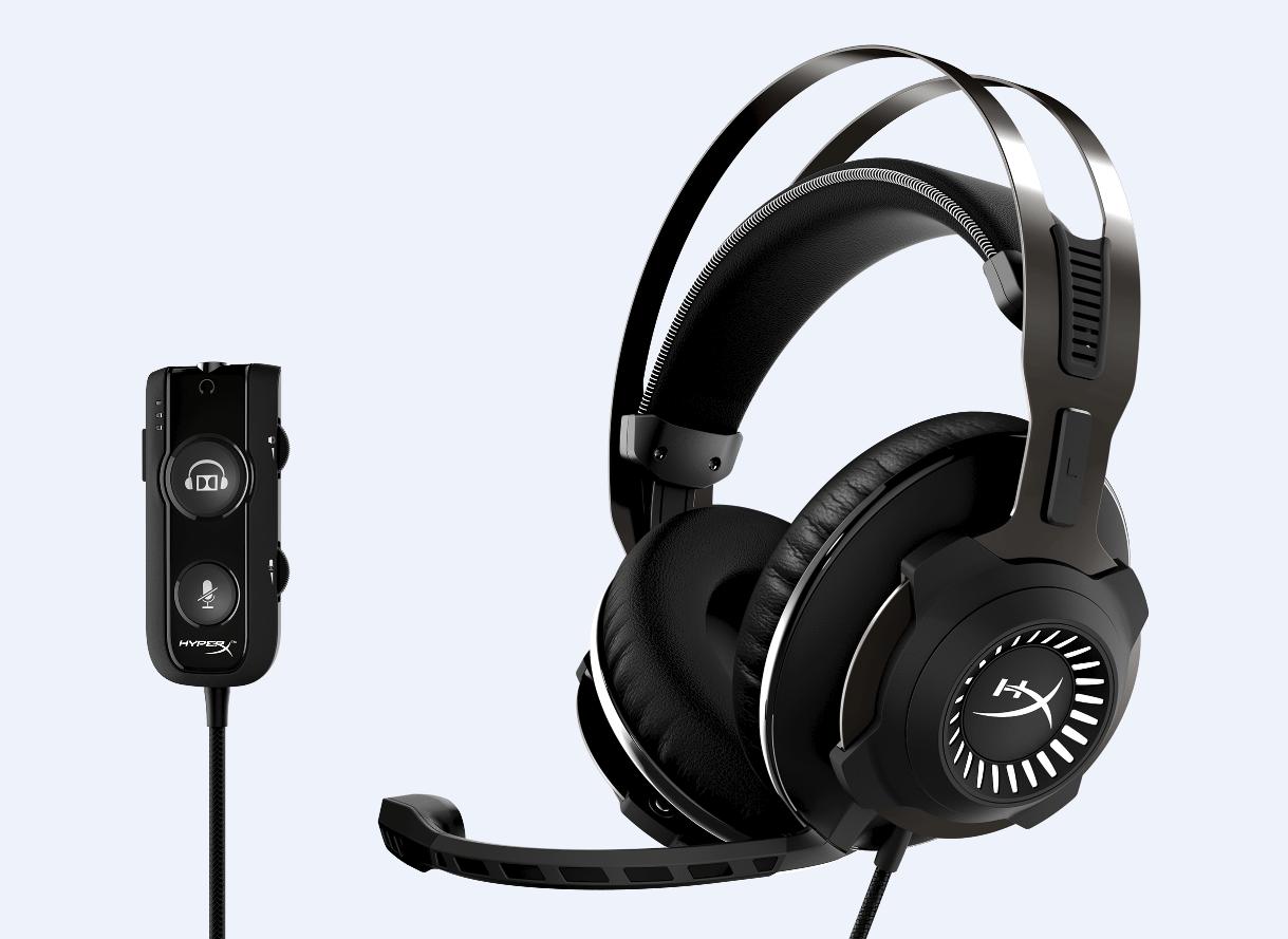 HyperX lança Headset com som surround Dolby 7.1 Plug-and-Play 1