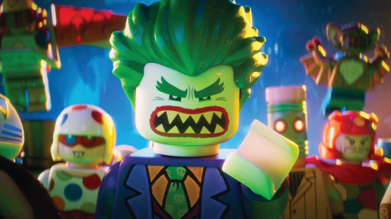 Crítica: Lego Batman- O Filme 1