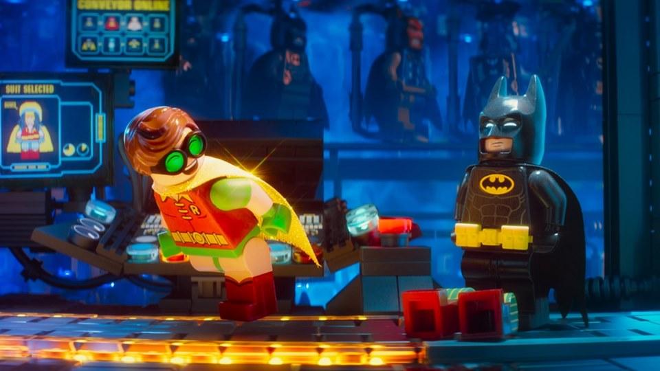 Crítica: Lego Batman- O Filme 2