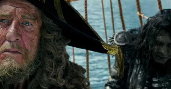 Piratas do Caribe: A Vingança de Salazar ganha novo trailer 1
