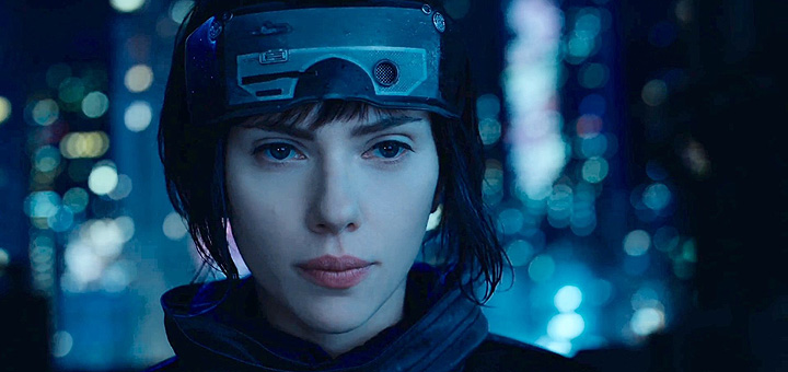 Crítica: A Vigilante do Amanhã- Ghost in the shell 2