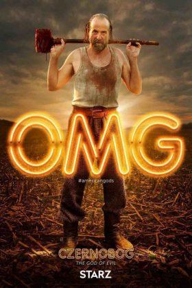Deuses Americanos: Novos cartazes apresentam os personagens da série 8