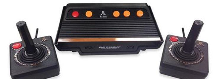 Tectoy lança console baseado no Atari 2600 1