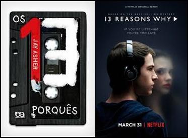 Comparativo série vs Livro: 13 Reasons Why 12