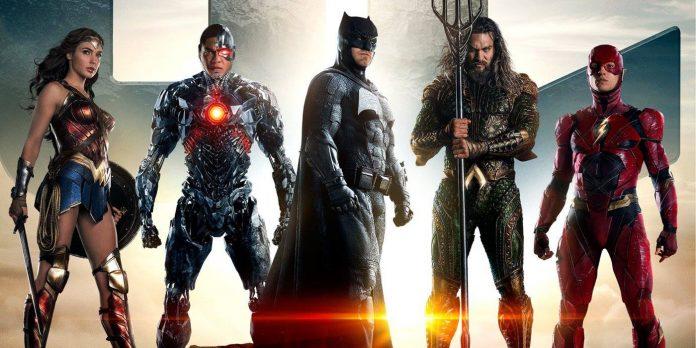 Saiu o novo trailer de 'Liga da Justiça' 1
