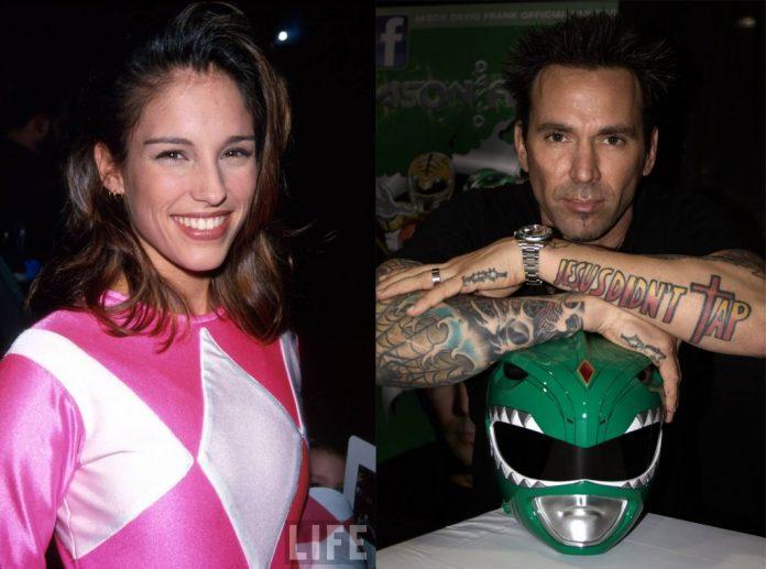 Power Rangers: Ranger Rosa e Ranger Verde da série original farão participação no novo filme 1