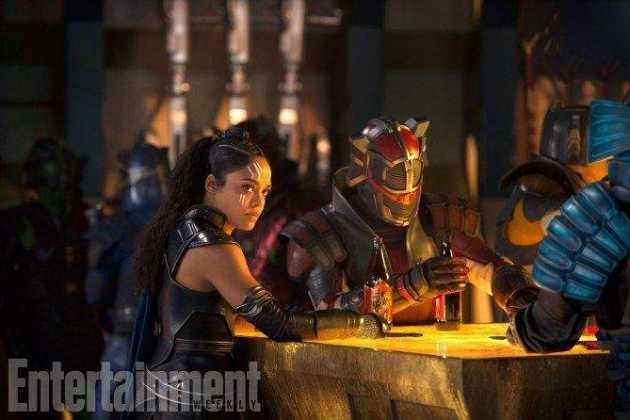 Thor- Ragnarok: Veja as primeiras imagens oficiais do longa 2