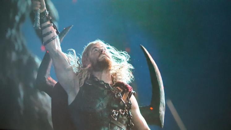 Thor- Ragnarok: Veja as primeiras imagens oficiais do longa 10